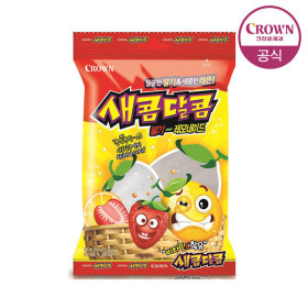 두가지 맛 새콤달콤 딸기+레모네이드