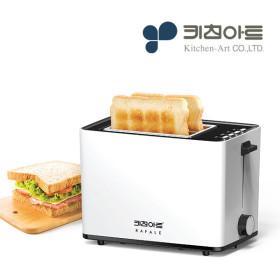 키친아트 7단 온도조절 밑판 탈착 토스터기