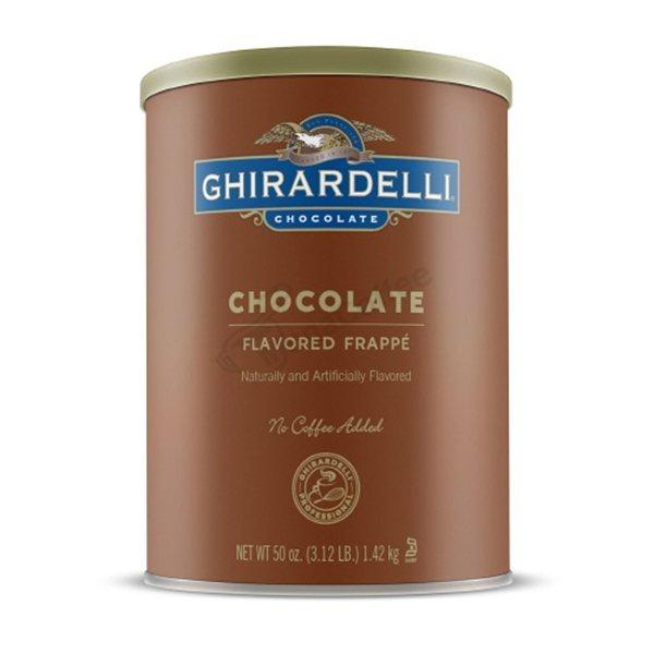 메가커피 기라델리 더블 초콜렛 프라페 파우더 1.42kg 1박스6개 상품이미지