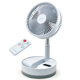 Foldable/Wireless/For Table/Handheld Electric Fan/R008