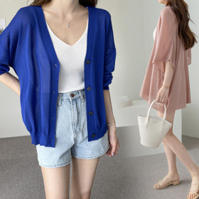 Summer/Knitwear Vests/Cardigans