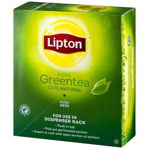 립톤 자연 100% 녹차 티백 100개입 10oz(283g) 상품이미지