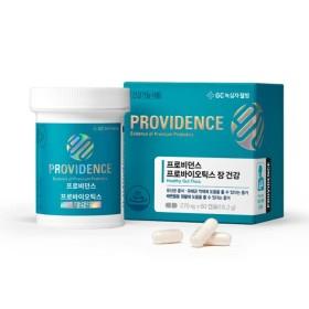 프로비던스 프로바이오틱스 장건강 60캡슐
