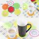 1+4 컵받침 컵홀더 머그컵 종이컵 유리컵 컵 냄비받침
