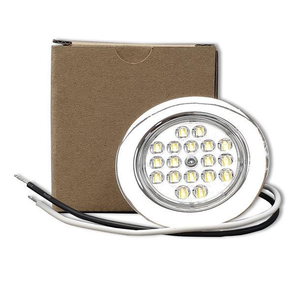 화승 LED 2인치 다운라이트 3w 원형 매입등 주광색 상품이미지