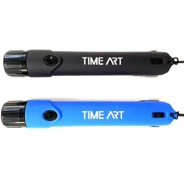 TIMEART 전자호각/전자호루라기 LED 손전등 상품이미지