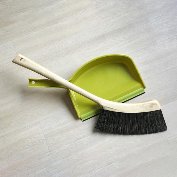 SM 원목 홈세트 방비 / 빗자루 쓰레받기 받이 청소 상품이미지