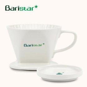 바리스타  자기 커피드리퍼 세트 2-BD1 [드립퍼/핸드드립/드립용품/커피용품]