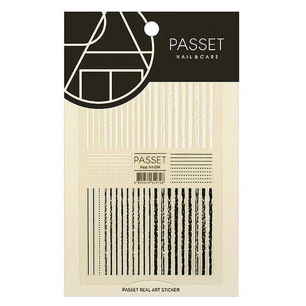 (네일나라) PASSET 파셋 리얼아트 스티커_ART94 (2113776) 상품이미지