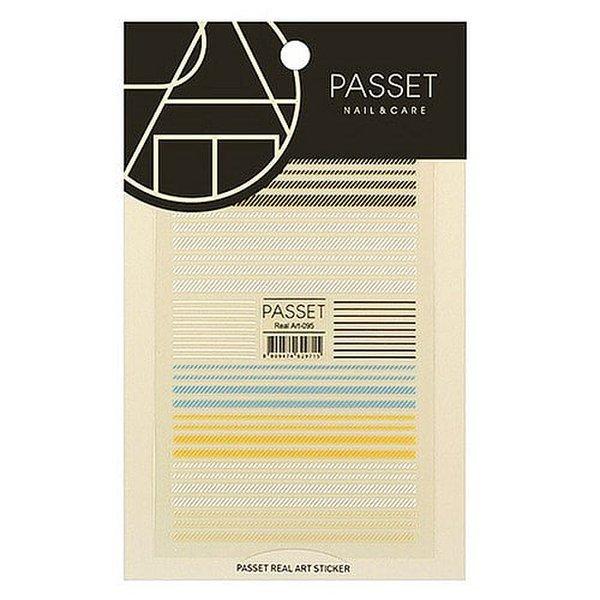 (네일나라) PASSET 파셋 리얼아트 스티커_ART95 (2113777) 상품이미지