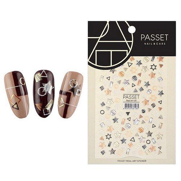 (네일나라) PASSET 파셋 리얼아트 스티커_ART109 (2112218) 상품이미지