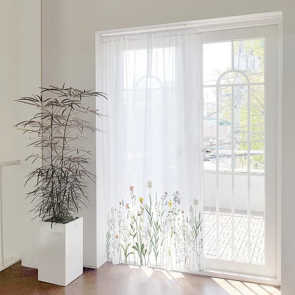 도어커튼 문가리개 창문 보일러실 130x200 유노이아 상품이미지