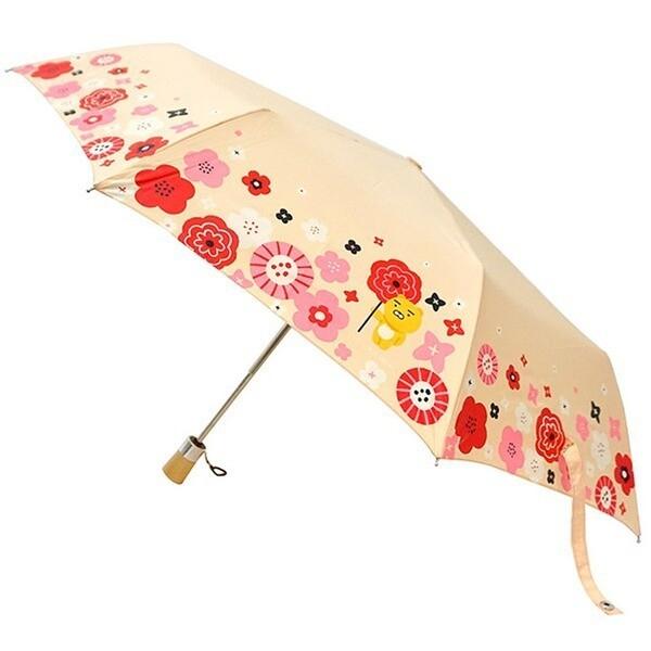 카카오프렌즈 3단 완전자동우산 블로썸 상품이미지