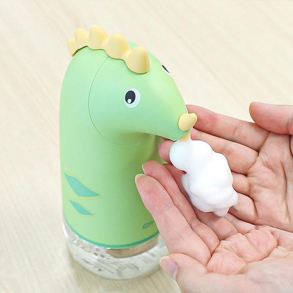 공룡 자동 세제 디스펜서 물비누 거품비누 손세정제 상품이미지