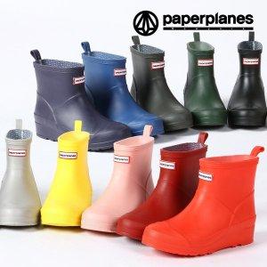 [페이퍼플레인][페이퍼플레인] 레인부츠 가벼운 패션장화 PP1400
