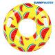 써니워터 원형 수박 튜브 110cm 물놀이 원형튜브 수영