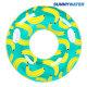 써니워터 원형 바나나 튜브 110cm 물놀이 원형튜브