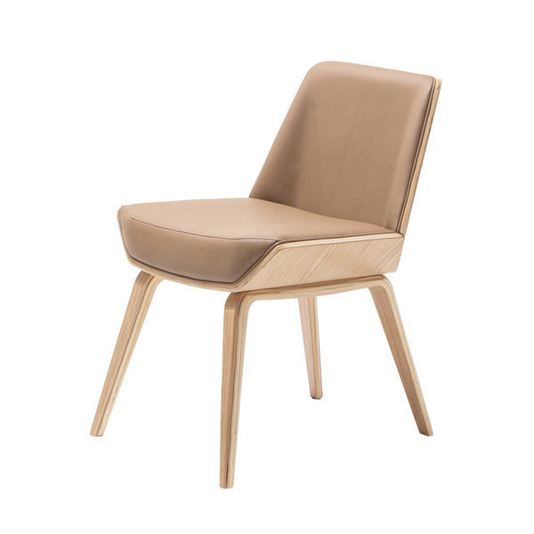 TT013 가죽 체어 카페 레스토랑 인테리어 원목의자 상품이미지