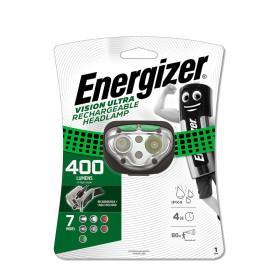 에너자이저 비전 울트라 충전 헤드랜턴 (USB충전식)