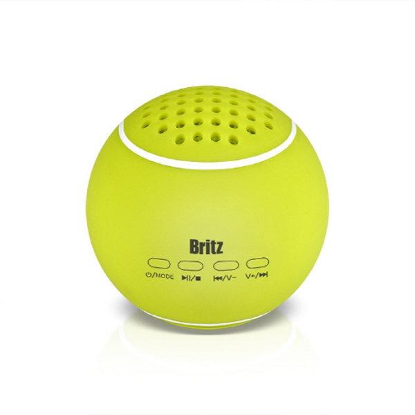 브리츠 BZ-MAB17 TennisBall 테니스공 블루투스스피커 상품이미지