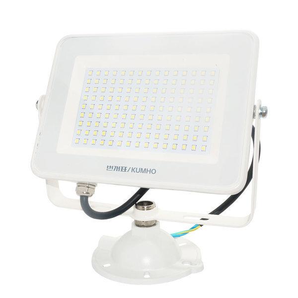 번개표 LED 사각 투광등 화이트 50W 주광색 투광기 상품이미지