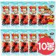 피니 짱구 라즈베리블랙베리젤리 100gx10봉/젤리/베리