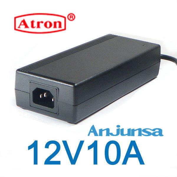 아답터 12V10A 모니터 CCTV 12V10A어댑터 해외인증제품 상품이미지