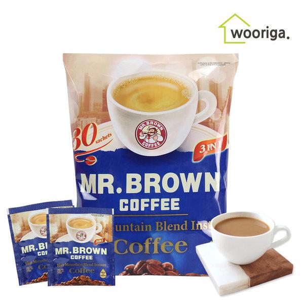 대만 미스터브라운 블루마운틴 커피 30입 커피믹스 상품이미지