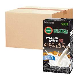 베지밀 검은콩 아몬드와 호두 190ml 48팩