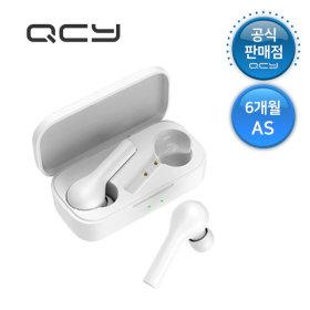 정식수입 QCY T5 블루투스이어폰 화이트