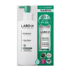 라보에이치 탈모증상완화 샴푸 두피강화 400ml