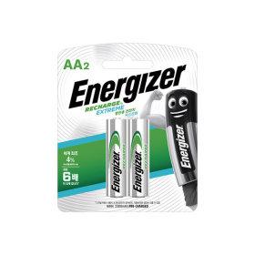 에너자이저 고출력 충전지/충전용 건전지 AA 2입