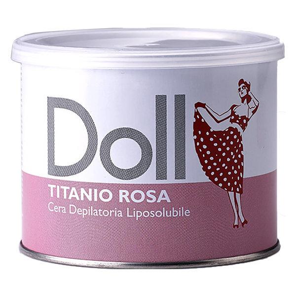 DOll 제모왁스 소프트 핑크 티타늄 로사 400ml 상품이미지