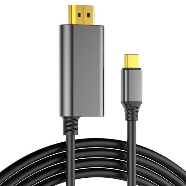 3M LG G8 G7플러스 C타입 TV연결 미러링 HDMI 케이블 상품이미지