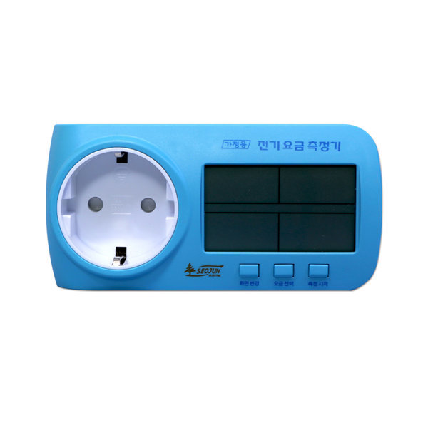 SJPM-C16 전기요금측정기 소비전력 대기전력  태양광 상품이미지