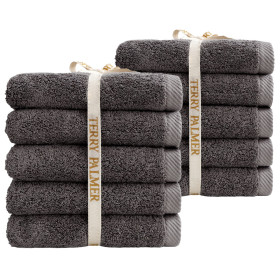Terry Palmer 100% cotton 687GSM Soft Absorbent 220g Premium Quality Perfect for Daily Hotel Towel