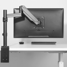 MV-G10 32인치 싱글 모니터암 거치대 받침대 스탠드