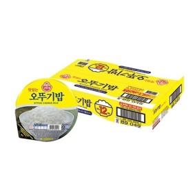 오뚜기 맛있는 오뚜기밥 실속 12입