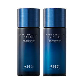 AHC 온리포맨 토너 150ml+로션150ml