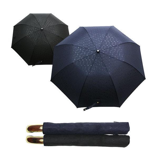 에이치엔씨 엠보 2단 자동우산 상품이미지