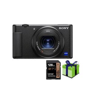 소니 ZV-1 4K128G외가방풀팩 카메라 정품등록행사중
