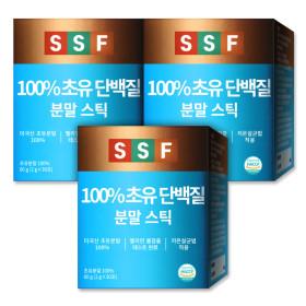 초유 100% 단백질 분말 가루 스틱 3박스(90포)