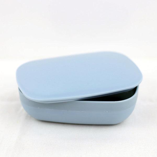 여행 야외용 방수 기능성 비누곽 비누 케이스 블루 상품이미지