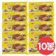 (무배)하타리 코코퍼프 초콜릿맛170gx10봉/초코칩쿠키