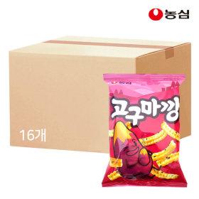 Sweet Potato Snack 83g 16pcs box