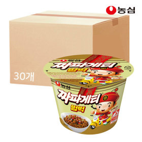 짜파게티범벅 70g 30개 (박스)