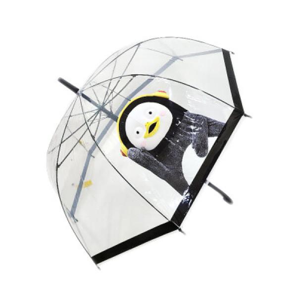 일회용 POE비닐돔형우산(펭수) 상품이미지