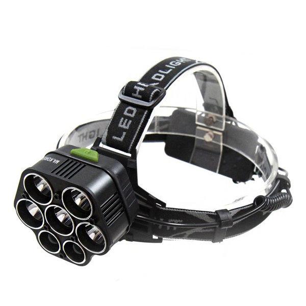 NK-H2907 헤드랜턴 캠핑 충전식 CREE T6 LED 라이트 상품이미지