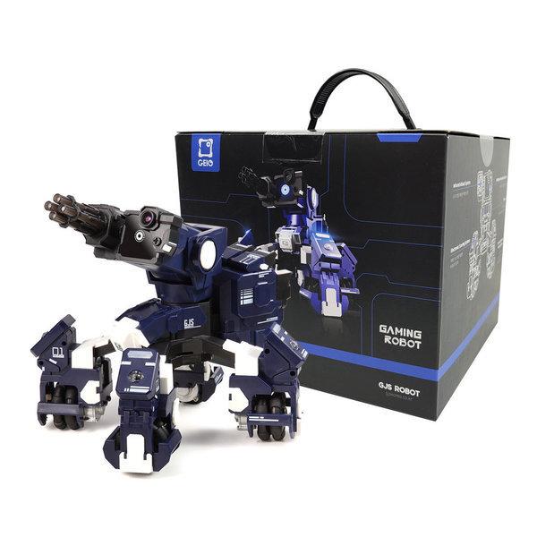 GJS ROBOT 코딩 배틀로봇 지오 GEIO RC로봇 (블루) 상품이미지