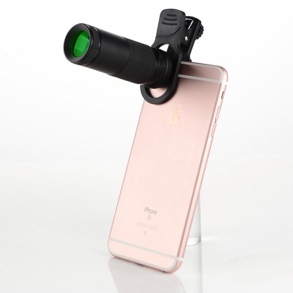 8x20 휴대용 미니망원경/콘서트 단망경 스마트폰망원 상품이미지